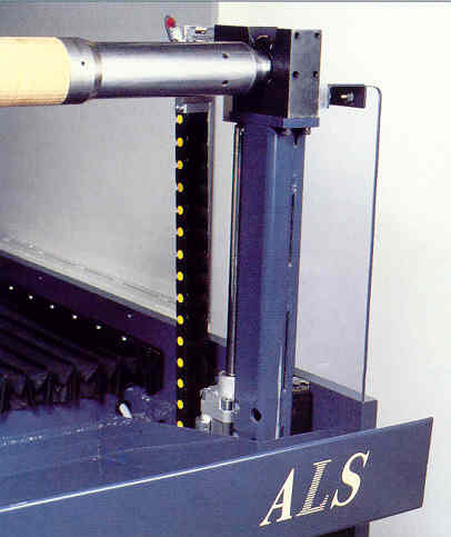 mandrel support